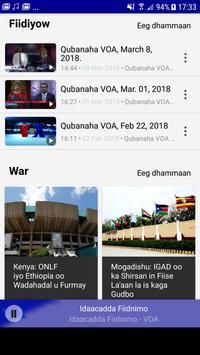 VOA Somali скриншот 5