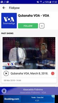 VOA Somali स्क्रीनशॉट 6