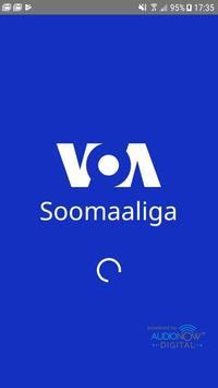 VOA Somali постер
