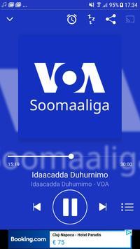 VOA Somali скриншот 3
