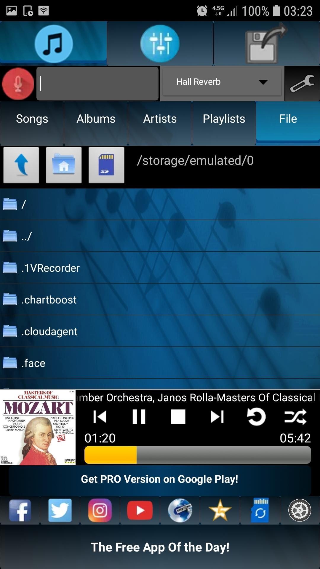 FX Music Karaoke Player for Android - APK Download