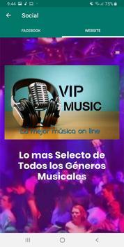Radio Vip Music screenshot 4