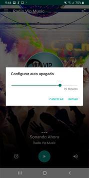 Radio Vip Music screenshot 5