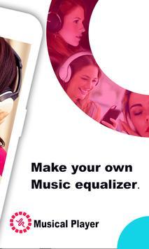 Musical Sound Music Player screenshot 2