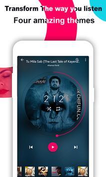 Musical Sound Music Player screenshot 3