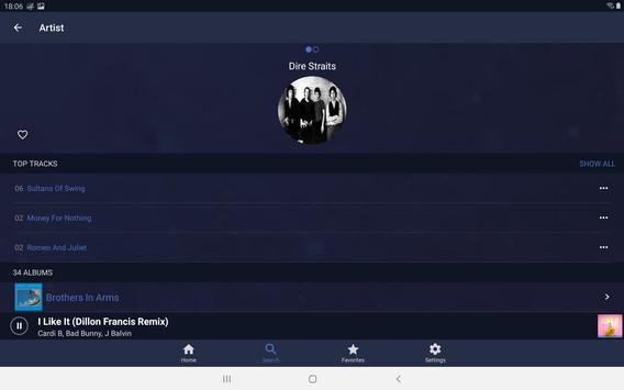 Audirvana Remote screenshot 8
