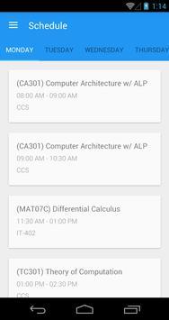 AUF Mobile SchoolBliz screenshot 3