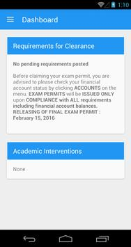 AUF Mobile SchoolBliz screenshot 2