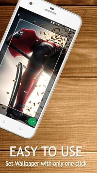 4K Superheroes Wallpapers - HD Background Changer screenshot 7