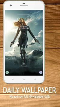 4K Superheroes Wallpapers - HD Background Changer screenshot 1