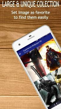 4K Superheroes Wallpapers - HD Background Changer screenshot 3