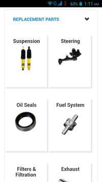 Auto Parts Australia poster