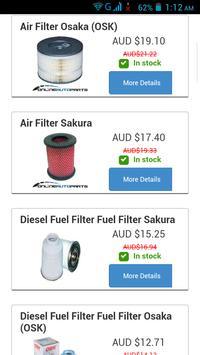 Auto Parts Australia screenshot 2
