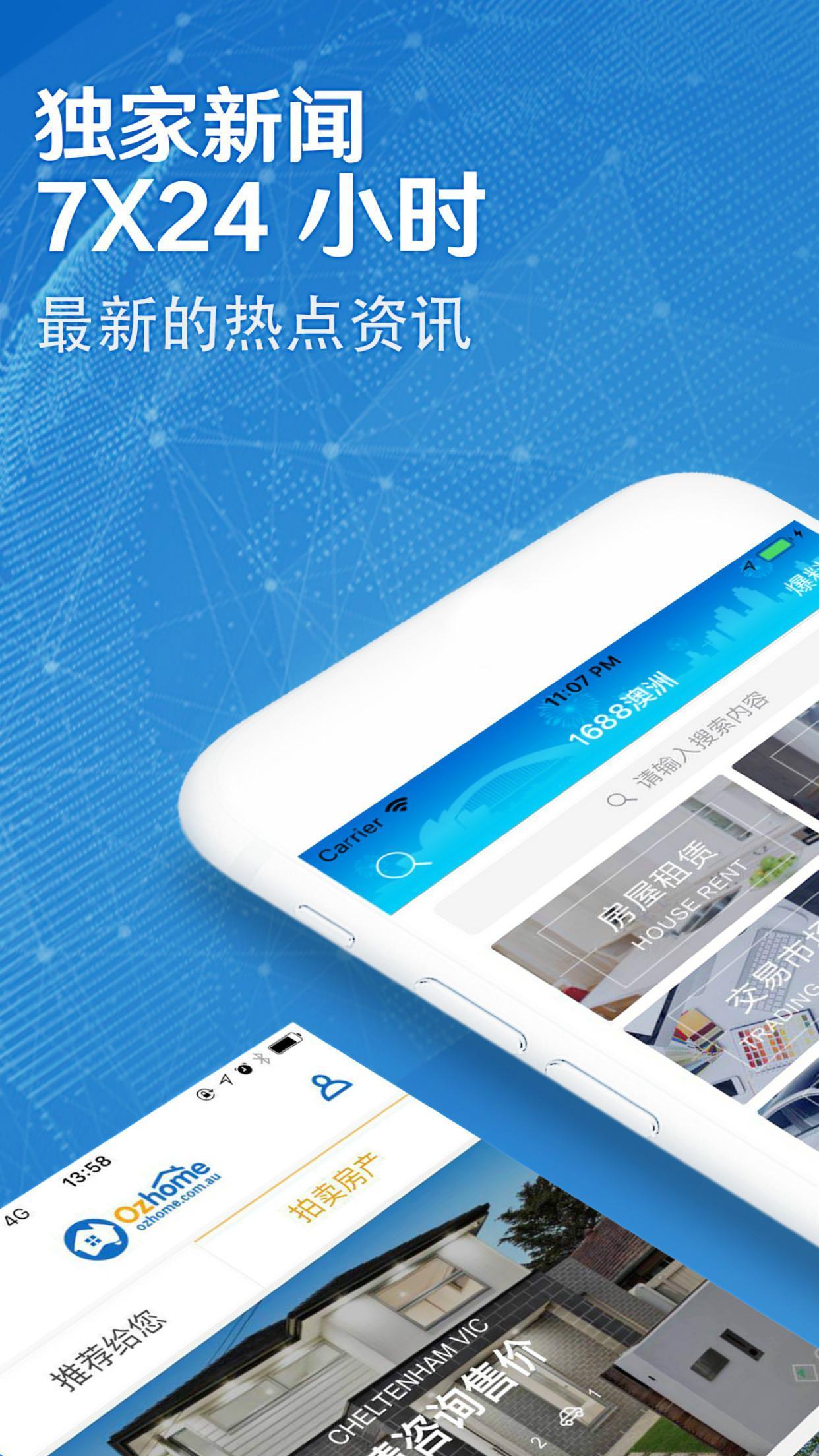 1688澳洲—Daily APP for Chinese Australian for Android - APK