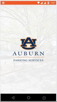 AU Parking poster