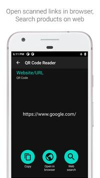 QR Code Reader скриншот 1