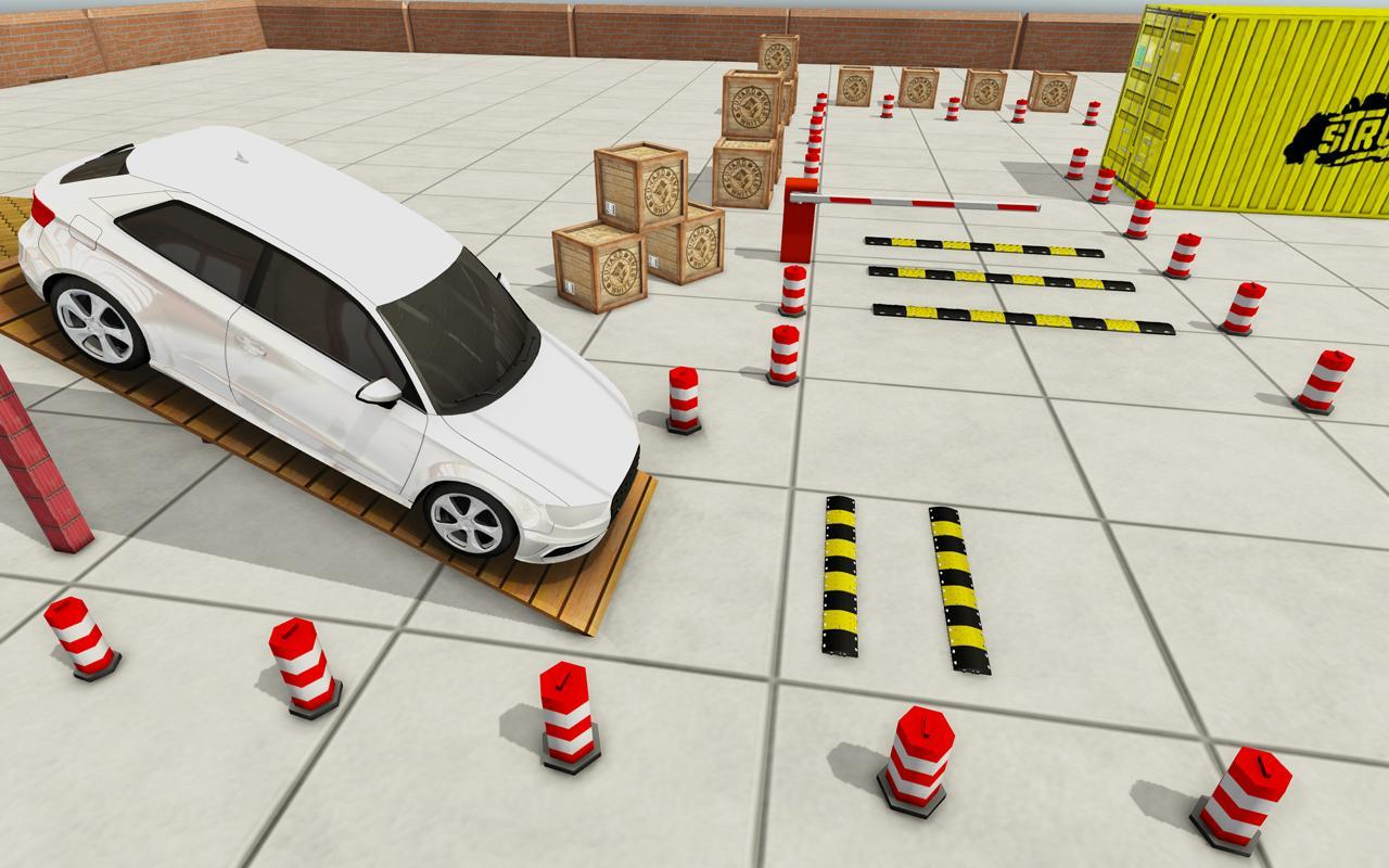 Modern Car Parking Free Games 3d New Car Games For Android Apk Download