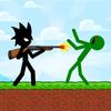 Stickman Zombie Shooter icono