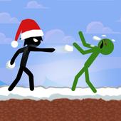 Stickman vs Zombies-icoon