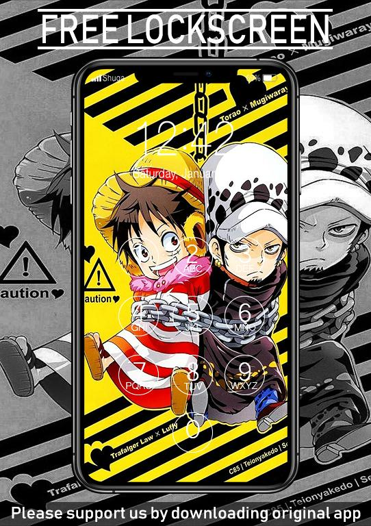 One Piece Lock Screen Wallpaper For Android Apk Download