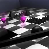 Barred! - Balance Ball Arcade Time Trial Maze =] icon