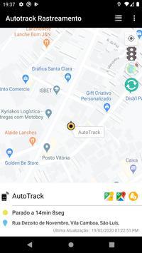 Autotrack Rastreamento screenshot 2