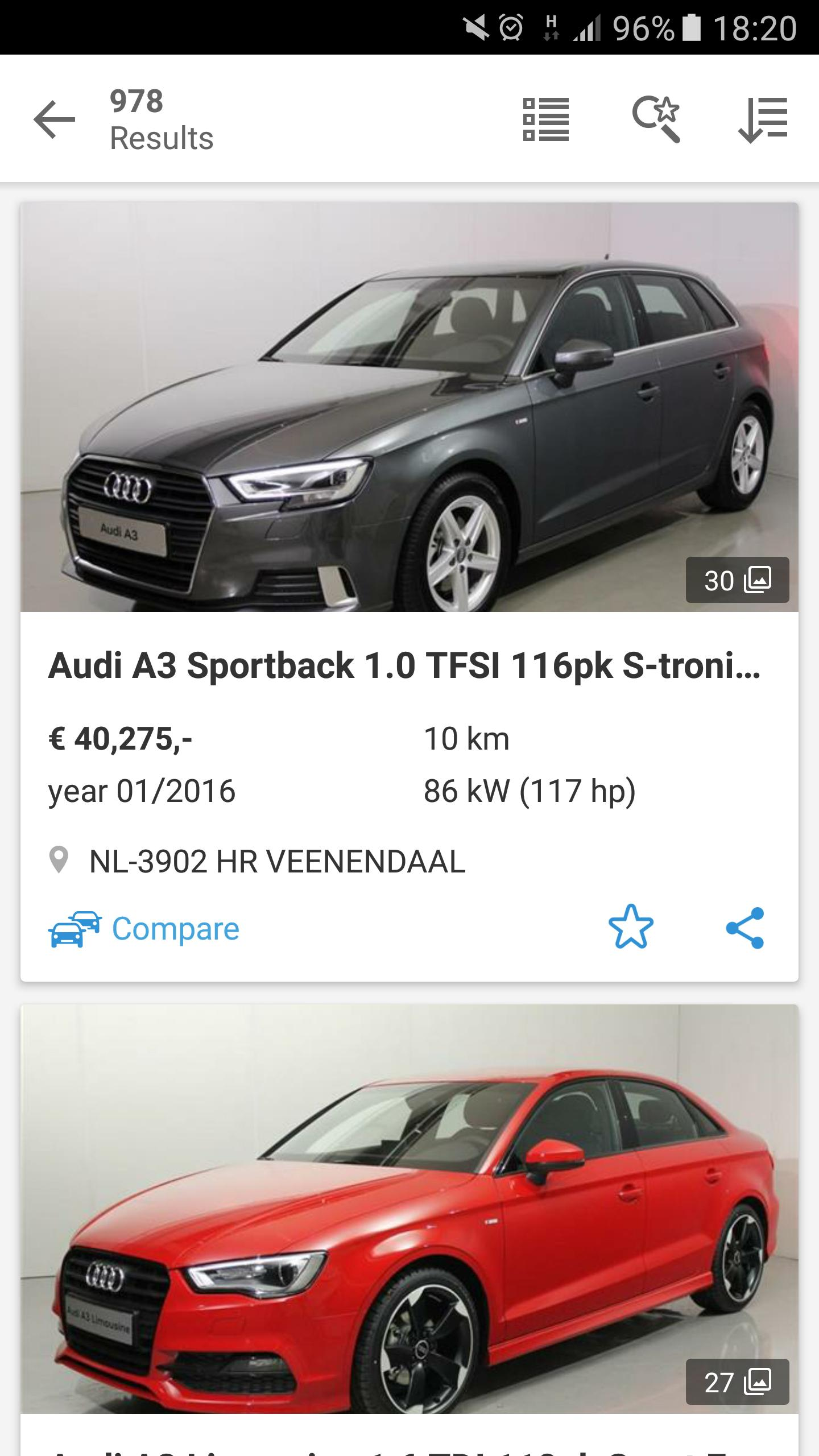 Autotrader Nl Used Cars For Android Apk Download