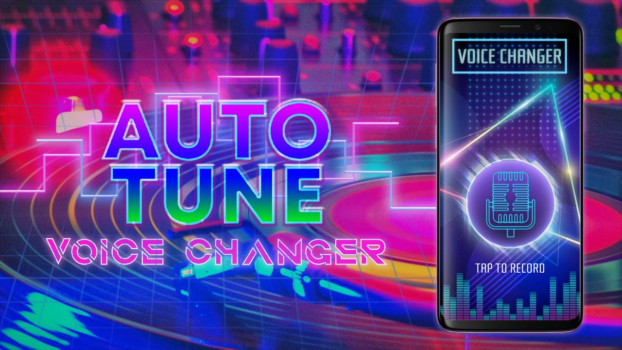 Auto Tune Voice Changer - Singing App for Android - APK Download