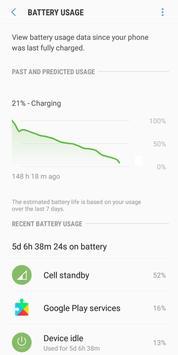Automatic battery extender screenshot 1