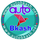 Auto Bkash icon