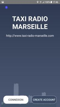 Taxi Radio Marseille poster