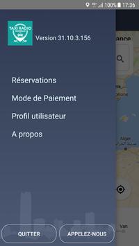 Taxi Radio Marseille screenshot 1