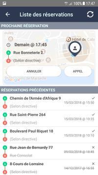 Taxi Radio Marseille screenshot 4