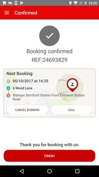 Associated Taxis screenshot 3
