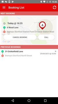 Associated Taxis screenshot 4