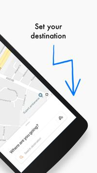 Speedline Taxi screenshot 1