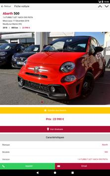 Fiat Auto France - Fiat occasion Neuilly sur Marne screenshot 11
