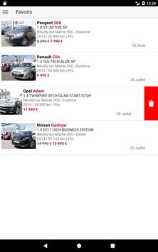 Fiat Auto France - Fiat occasion Neuilly sur Marne screenshot 18