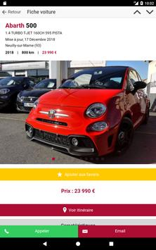 Fiat Auto France - Fiat occasion Neuilly sur Marne screenshot 19