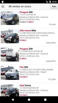 Fiat Auto France - Fiat occasion Neuilly sur Marne screenshot 1