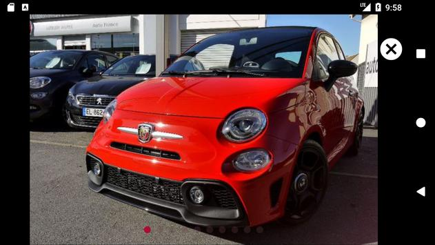 Fiat Auto France - Fiat occasion Neuilly sur Marne screenshot 7