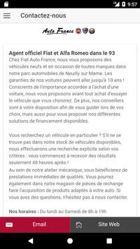 Fiat Auto France - Fiat occasion Neuilly sur Marne screenshot 6
