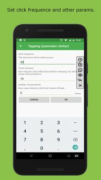 Tapping - Clicker Otomatis screenshot 2