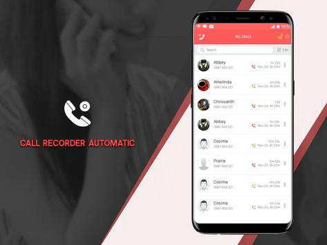 Call Recorder - All Recording Automatic poster
