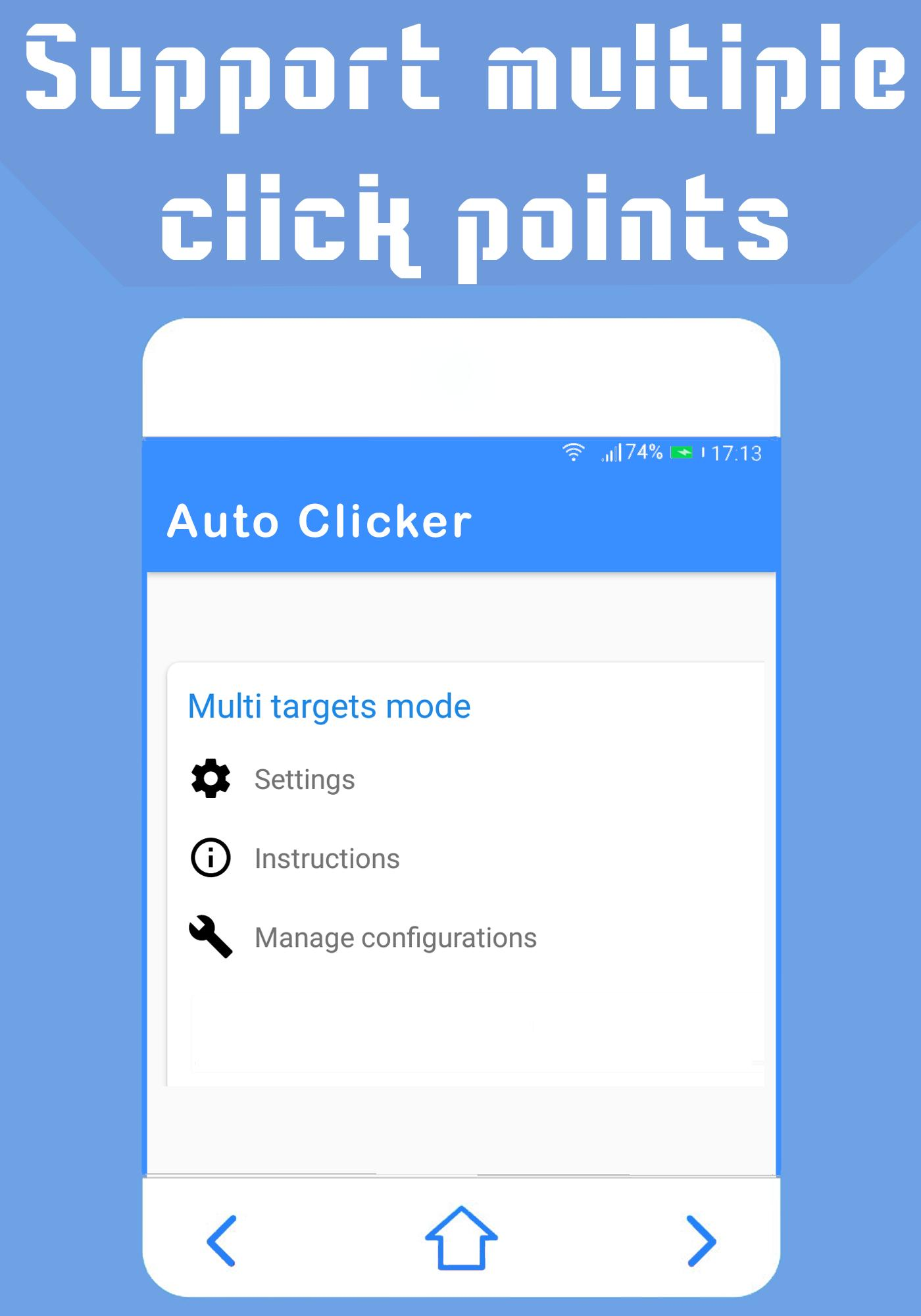 Auto Tapper / Auto Clicker [NO ROOT] for Android - APK Download
