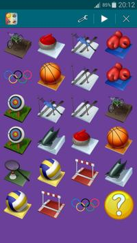 Sports 2, Memory Game (Pairs) screenshot 2