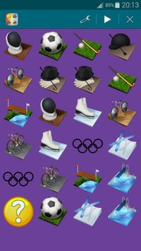 Sports 2, Memory Game (Pairs) screenshot 3