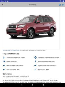 Olathe Subaru screenshot 8