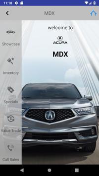 Precision Acura screenshot 1