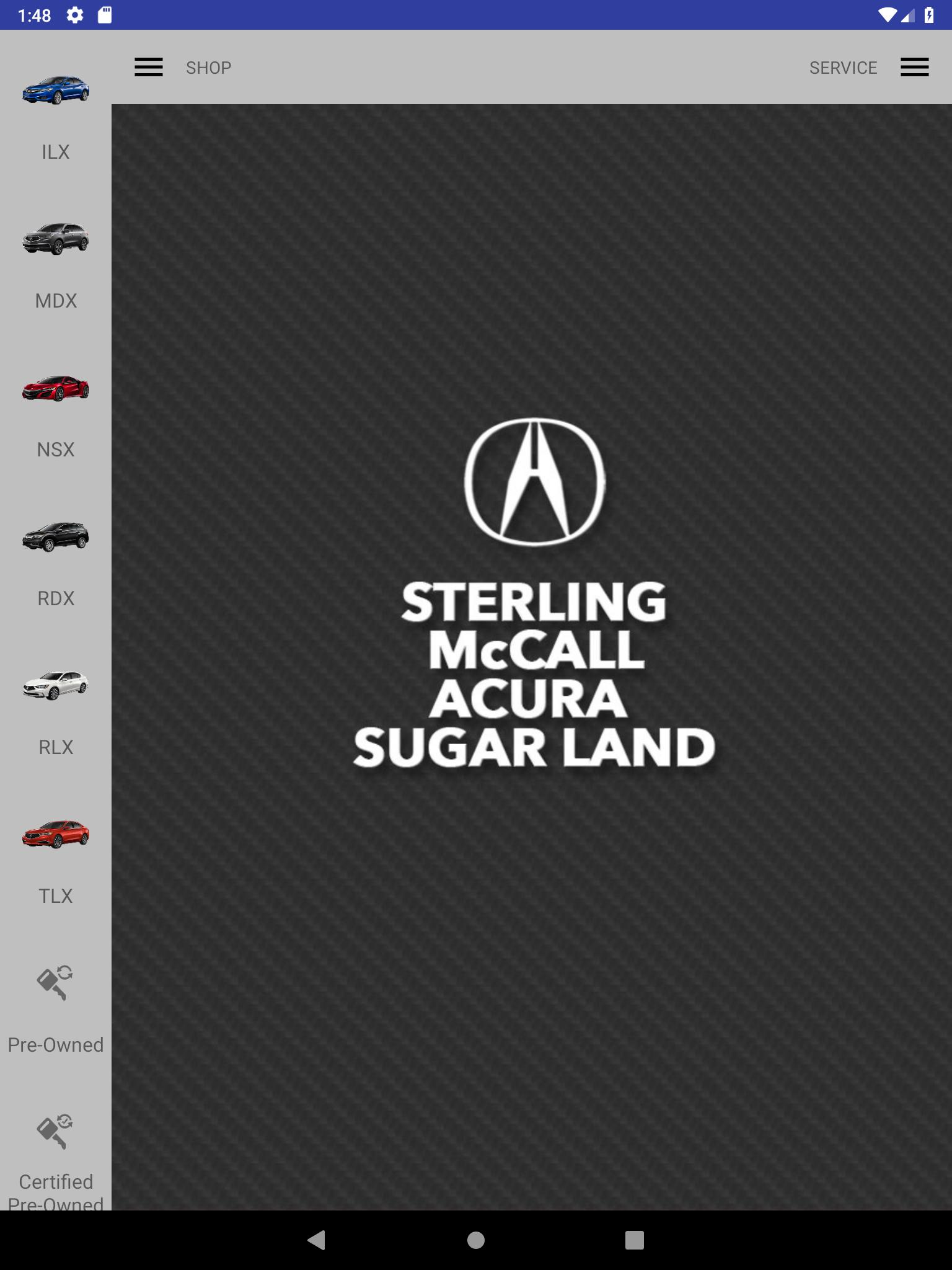 Sterling Mccall Acura >> Sterling Mccall Acura Of Sugar Land For Android Apk Download